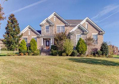 Williamson County Single Family Home For Sale: 9660 Radiant Jewel Ct