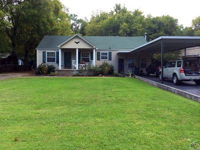 Nashville Single Family Home For Sale: 517 Camden Dr
