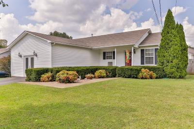Columbia Single Family Home Under Contract - Showing: 511 Winning Dr