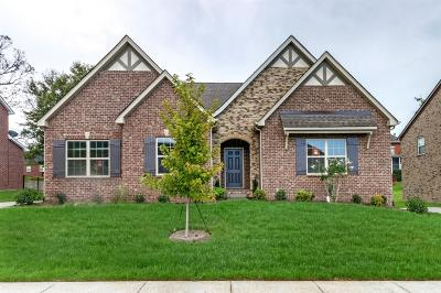 Sumner County Single Family Home For Sale: 214 Calumet Court - Lot 725