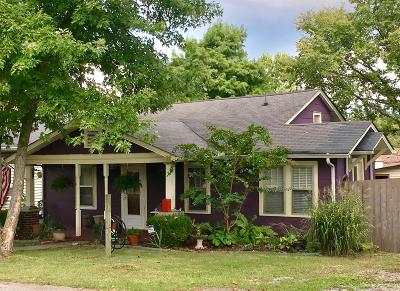Davidson County Single Family Home For Sale: 413 Lockland Dr