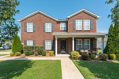 Murfreesboro Single Family Home For Sale: 3532 Almar Knot Dr