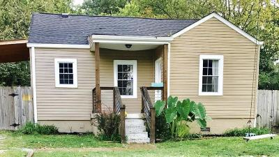Davidson County Single Family Home For Sale: 513 Edwin St
