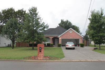 Lavergne Single Family Home For Sale: 606 Mable Dr