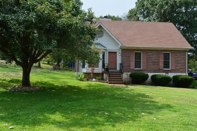 Mount Juliet TN Single Family Home For Sale: $210,000