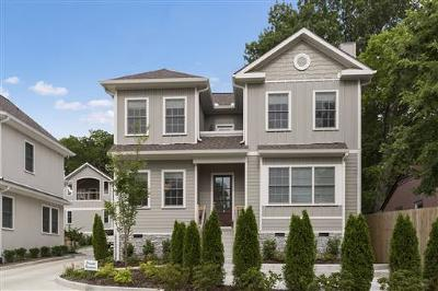 Nashville Single Family Home For Sale: 2013 A Scott Ave