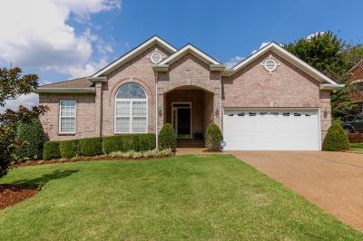 Brentwood Single Family Home For Sale: 1594 Red Oak Lane