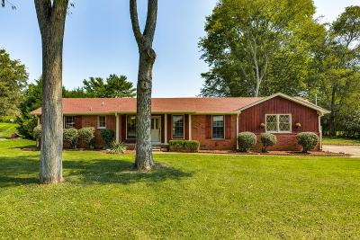 Hendersonville Single Family Home For Sale: 199 Berrywood Dr