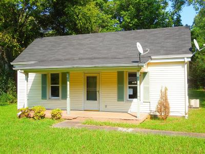 Rutherford County Single Family Home For Sale: 1170 Daniels St