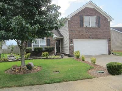Rutherford County Single Family Home For Sale: 2305 Cason Trail