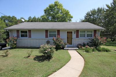 Mount Juliet TN Single Family Home For Sale: $199,900