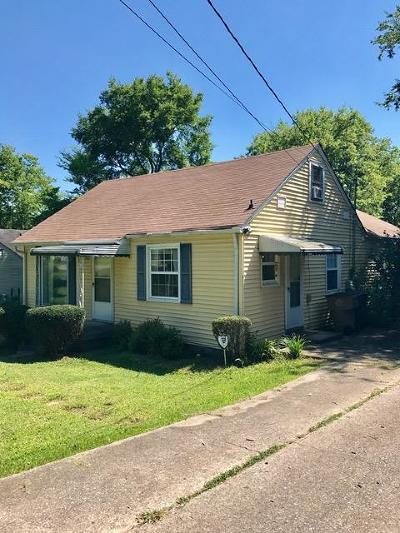 Nashville Single Family Home For Sale: 553 Westboro Dr