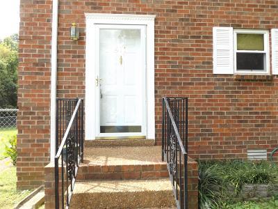 Nashville Single Family Home For Sale: 411 Gregg Ct