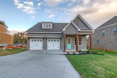 Mount Juliet TN Single Family Home For Sale: $374,900