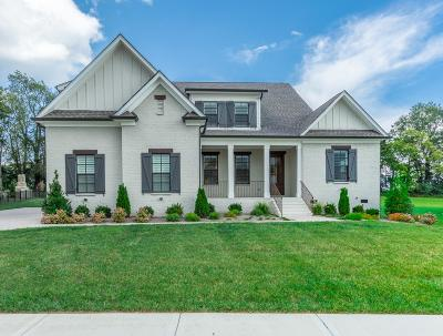 Williamson County Single Family Home For Sale: 4119 Old Light Cir