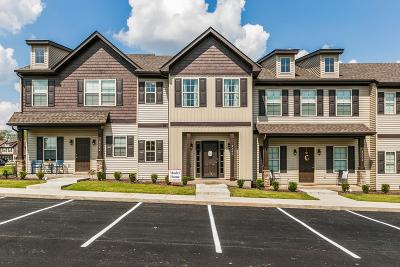 Rutherford County Condo/Townhouse For Sale: 5338 Lot 116 Tony Lama Ln