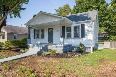 Gallatin Single Family Home Under Contract - Showing: 518 Randolph Circle