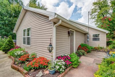 Hampshire Single Family Home Under Contract - Showing: 220 Mount Joy Rd