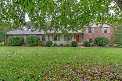 Old Hickory Single Family Home For Sale: 202 Rolling Mill Ct