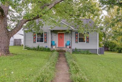 East Nashville Single Family Home For Sale: 945 Chickasaw Ave