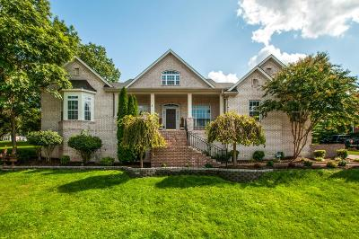 Williamson County Single Family Home For Sale: 107 Blackstone Ct
