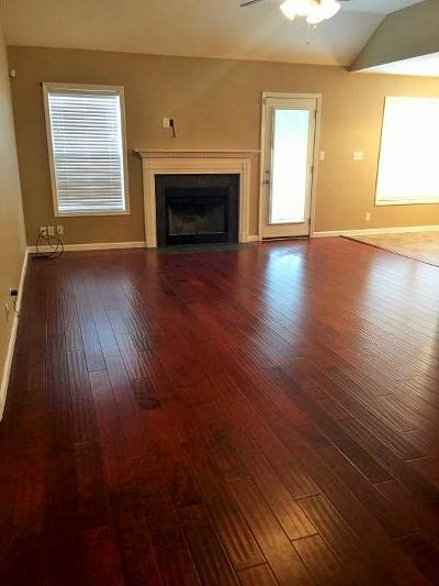 Christian County, Ky, Todd County, Ky, Montgomery County Rental For Rent: 996 Cindy Jo Court