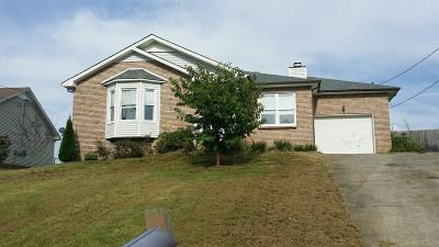 Clarksville Single Family Home For Sale: 334 Brook Mead Dr
