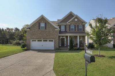 Nolensville Single Family Home For Sale: 1844 Looking Glass Ln