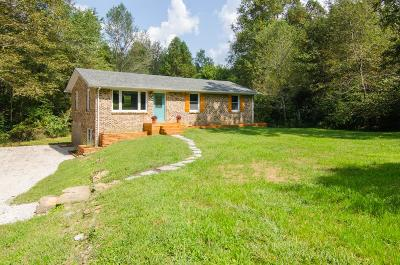 Kingston Springs Single Family Home Under Contract - Showing: 1250 Whippoorwill Dr
