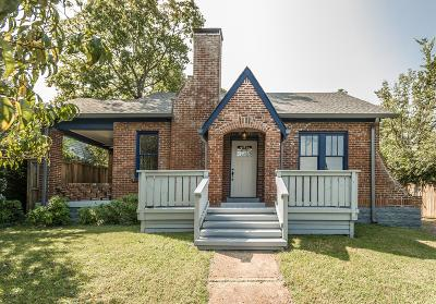 Nashville Single Family Home For Sale: 914 Maynor St