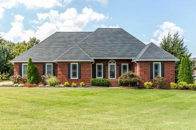 Smyrna Single Family Home For Sale: 312 Constitution Ct