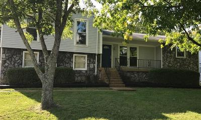 Davidson County Single Family Home For Sale: 218 Cedarview Dr