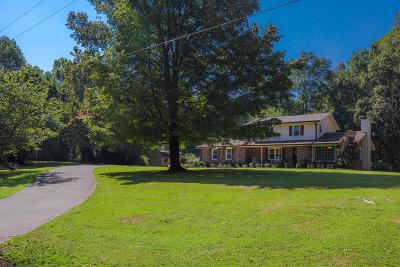 Williamson County Single Family Home For Sale: 7574 King Rd