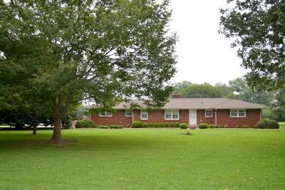 Murfreesboro Single Family Home For Sale: 2106 Tulip Hill Dr