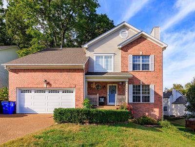 Mount Juliet Single Family Home For Sale: 3004 S Waterford Ct