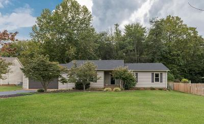 Murfreesboro Single Family Home For Sale: 9533 Mount Ayre Way