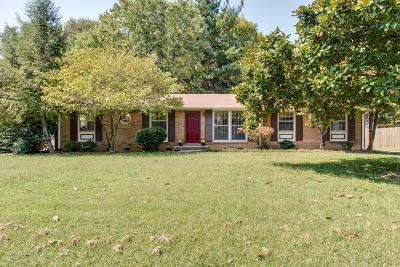 Hermitage Single Family Home For Sale: 512 Albany Dr