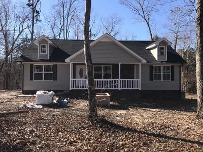 Charlotte Single Family Home For Sale: 105 Long Road Lot 1