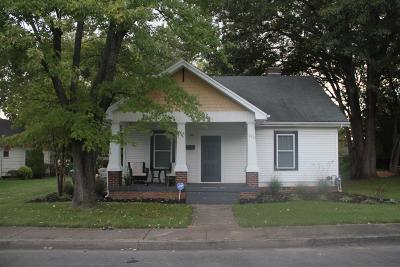 Murfreesboro Single Family Home For Sale: 220 Richardson Ave