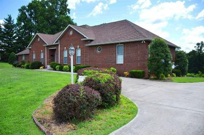 Christian County, Ky, Todd County, Ky, Montgomery County Rental For Rent: 5509 Hwy 48