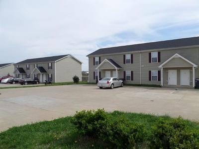 Clarksville Rental For Rent: 504 Patriot Court #C