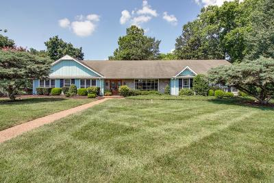 Williamson County Single Family Home For Sale: 8216 Alamo Road