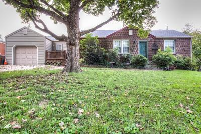 Nashville Single Family Home For Sale: 240 Barker Rd