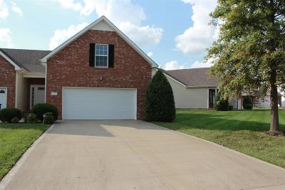 Clarksville Single Family Home For Sale: 3748 Meadow Ridge Ln