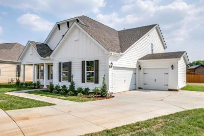 Murfreesboro Single Family Home For Sale: 1923 Satinwood Dr