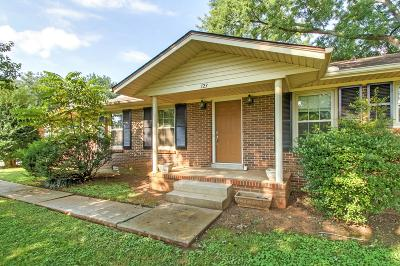 Murfreesboro Single Family Home For Sale: 123 McFarlin Rd