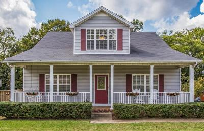 Thompsons Station Single Family Home Under Contract - Showing: 2761 Jacob Dr
