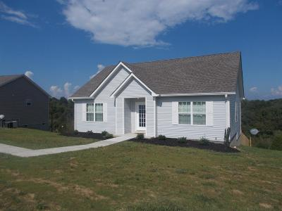 Ashland City TN Single Family Home Sold: $181,000