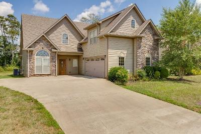 Christian County, Ky, Todd County, Ky, Montgomery County Rental For Rent: 1385 Judge Tyler Dr