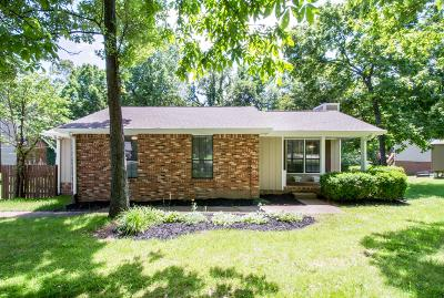 Single Family Home For Sale: 1442 Winding Way Dr